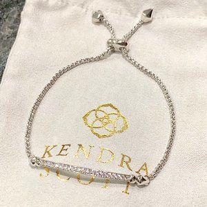 New Kendra Scott Ott Silver Bracelet